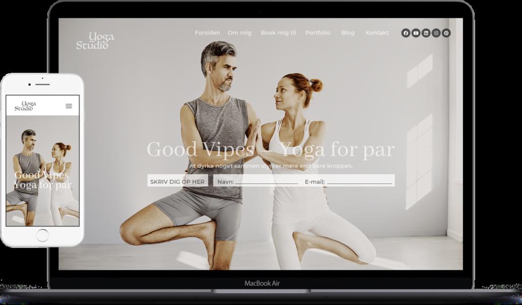 Hjemmesider-design
