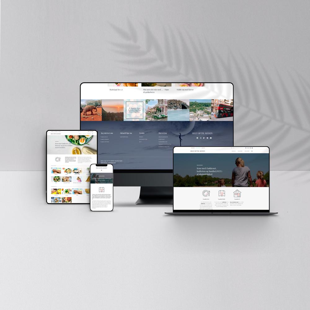 blogger-hjemmeside-webdesign