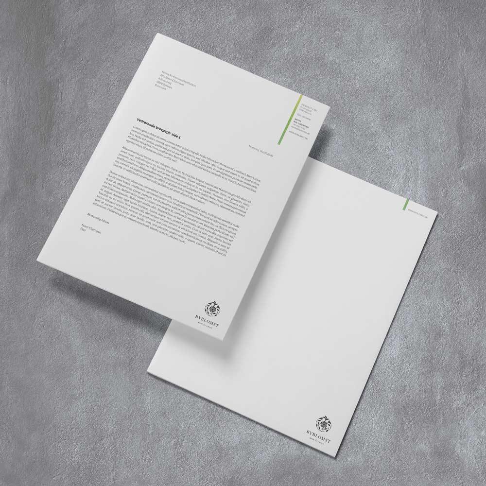 ivaerksaetter-brevpapir-grafisk